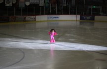 Three kids with autism – Kennedy, Alex and Bella – skate at the 2013 ISI Open competition in Anaheim